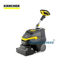 Fregadora manual Karcher BR 35/12 C Bp Pack 1