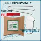100 Set Hipervanity Hoteles Outlet