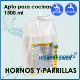 2 uds K3 Hornos y parrillas 1500 ml
