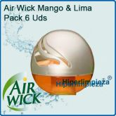 Air Wick Mango & Lima Pack 6 Uds