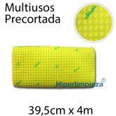 Vileda Microfibra bayetas Colors Dise/ño II 3, pl/ástico, Azul//Blanco, 30/x 30/cm, 3/Unidades de Medida
