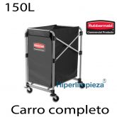 Carro de Ropa Rubbermaid 150L