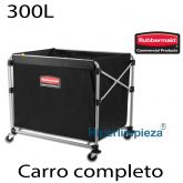 Carro de Ropa Rubbermaid 300L