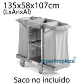 Carro para hotel Magic 800B
