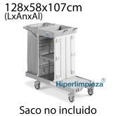 Carro para hotel Magic 830B