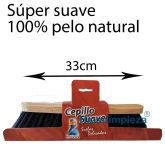 Cepillo Supersuave Pelo Natural