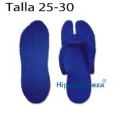 Chanclas desechables spa T25-30 100 pares
