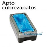 Dispensador automático cubrezapatos ABS
