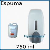 Dispensador de Gel en Espuma 750 ml