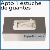 Dispensador de Guantes Acero Inox 1 caja simple