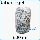 Dispensador de Jabon Diseño Fantasy 600 ml