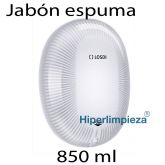 Dispensador de jabón espuma Exclusive 850ml