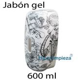 Dispensador de jabón Fantasy 600ml