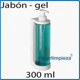 Dispensador de jabon ideal hoteles 300 ml