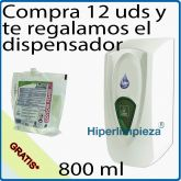 Dispensador Gel de manos en Espuma