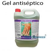 Gel desinfectante antiséptico 5Kg