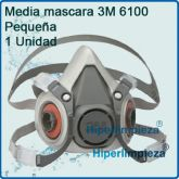 Media mascara 3M 6100 Outlet
