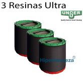 Pack 3 resinas Ultra DIUB1 Unger