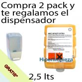 Pack 6 botellas Pasta Mecanicos Extra 2.5 Lts