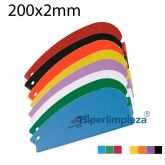 Raqueta flexible 2x200 mm
