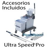 Sistema ultraspeed doble de Vileda