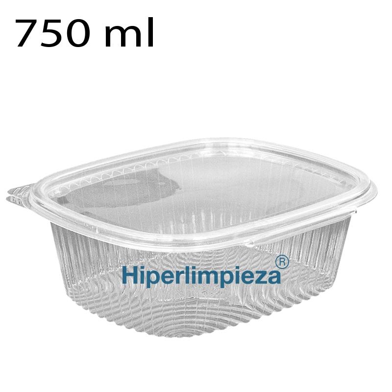 400 envases de plastico para alimentos 750 cc ops - Envases alimentos ...