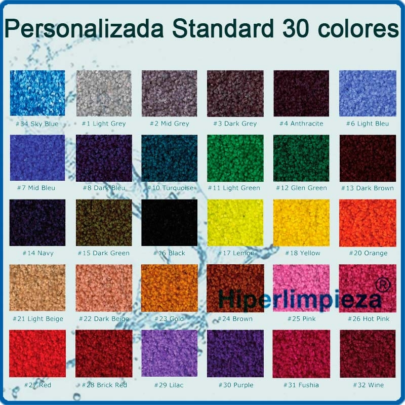 Alfombra personalizada standard 200x300 cm - Alfombra 200x300 ...