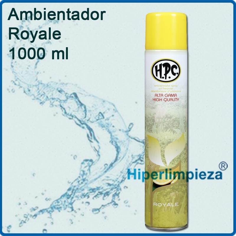 Ambientador royale 1000ml for Ambientador con suavizante y bicarbonato
