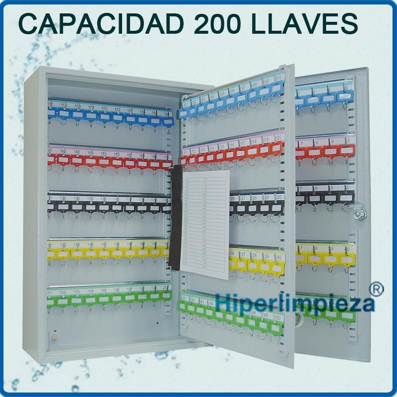 armario para llaves capacidad 200 llaves