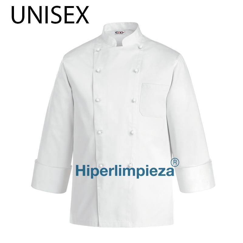 Chaqueta De Cocina | Chaqueta Cocina Botones Rex Unisex