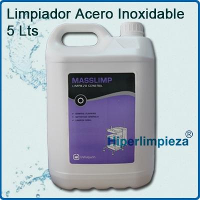 Limpiador de acero inoxidable brillox 5 litros - Limpiador acero inoxidable ...