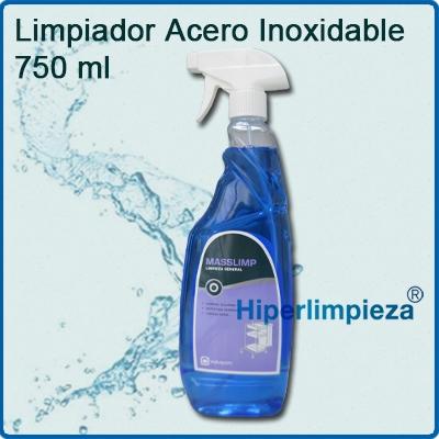Limpiador de acero inoxidable brillox 750 ml gran variedad - Limpiador acero inoxidable ...