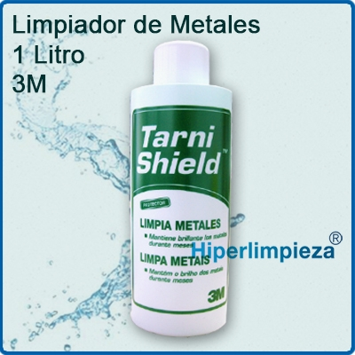 Limpiador de metales 1 ltr 3m - Limpiador de metales ...