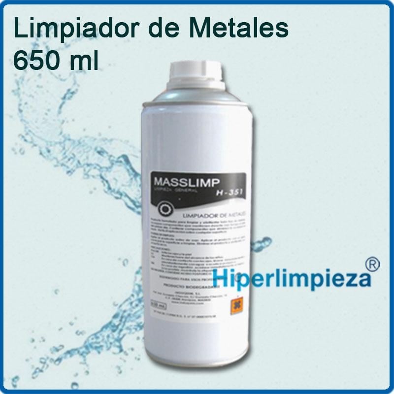 Limpiador de metales 650 ml - Limpiador de metales ...