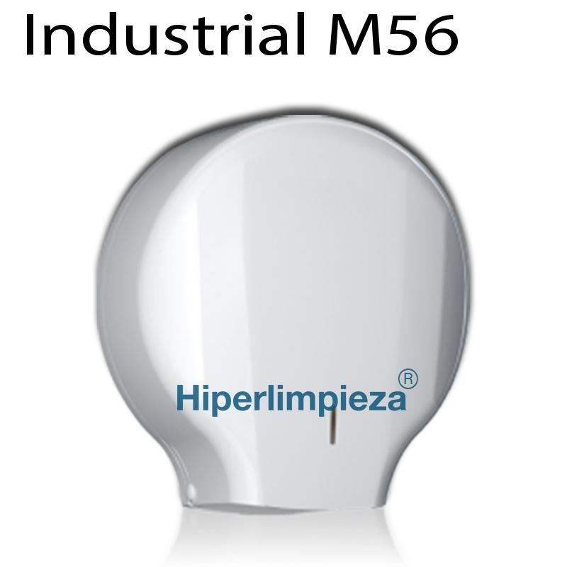 Portarrollos papel higienico blanco m 56 for Portarrollos papel higienico